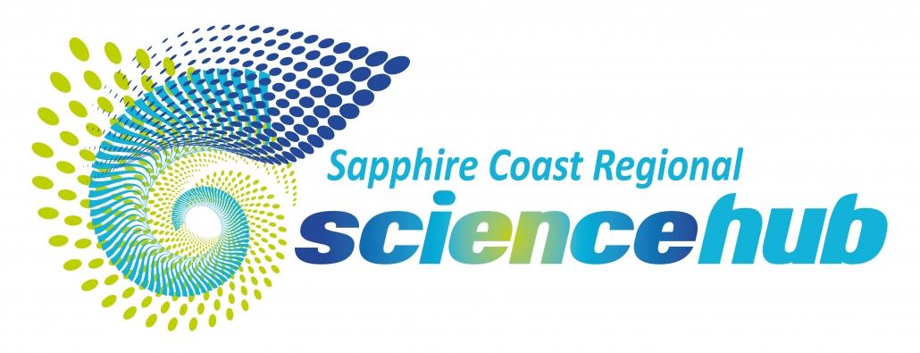 Logo of Sapphire Coast Regional Science Hub