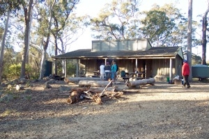 Field Studies Huts Main Shelter