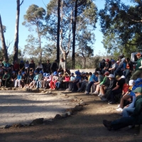 NAIDOC Celebrations Program at Jigamy