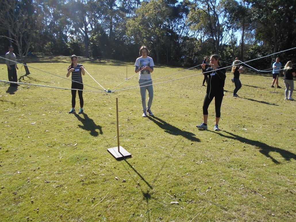CDAT Camp - challenge games