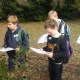 Students in the field - Biodiversity