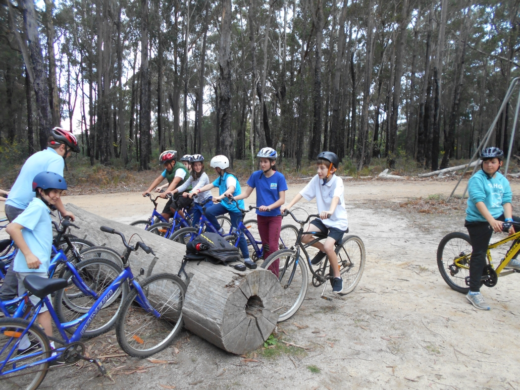 Ready to ride - Numeracy & Geocaching
