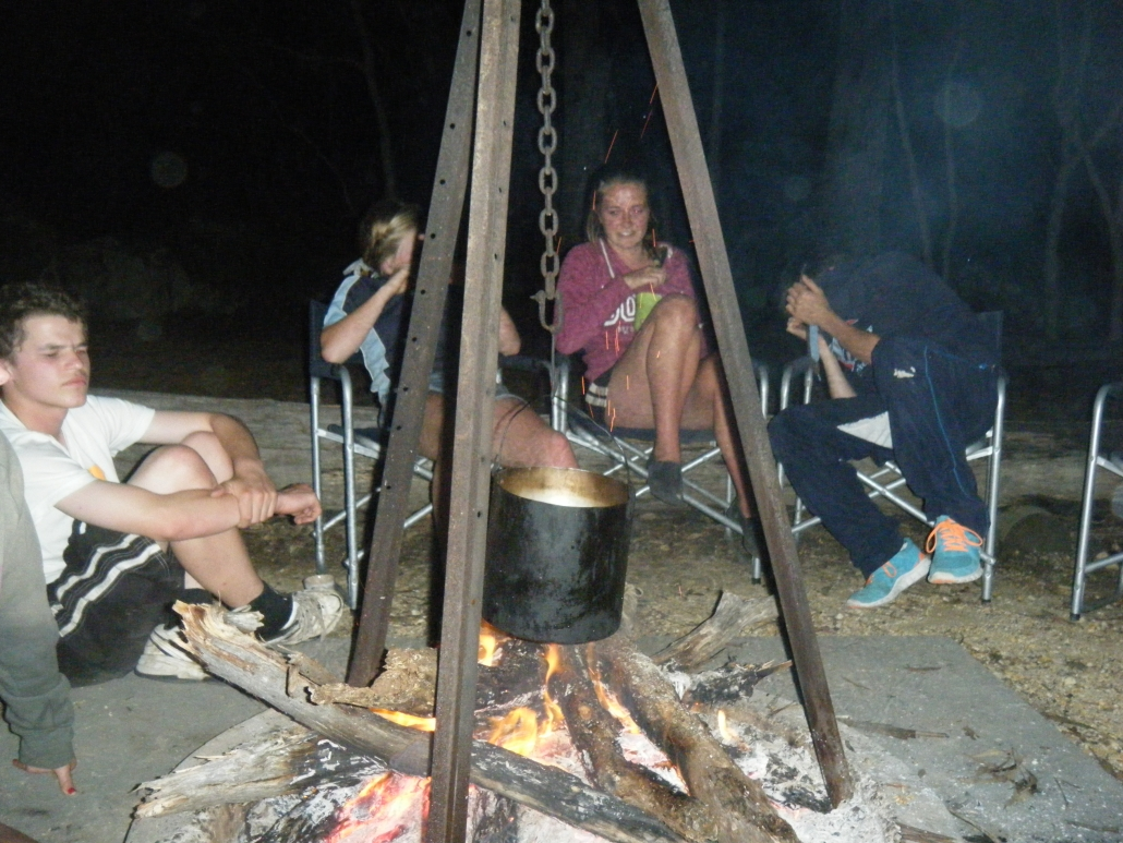 CDAT around the campfire