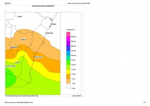 Water and the Land_ Forecast Rainfall