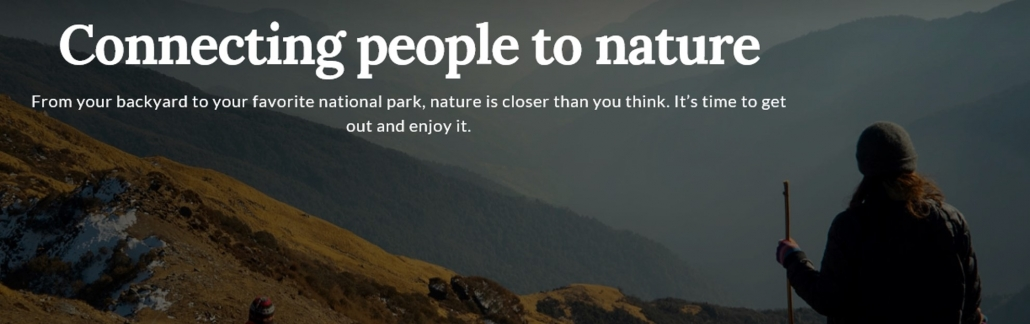 Connecting people to nature