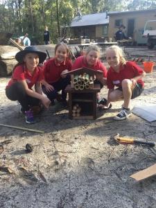 Students enjoying STEM activities