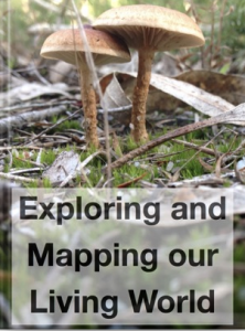 iBook cover - Exploring and Mapping our Living World