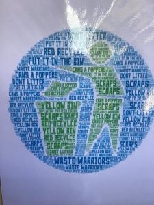 Logo for bins