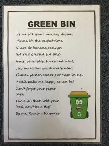 poem about waste