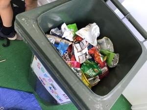 soft plastic bin collection